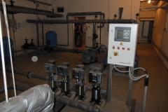 Автоматика насосов водоснабжения, автоматика инженерных систем