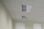 1 монтаж подвесного потолка