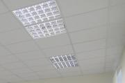4 монтаж подвесного потолка