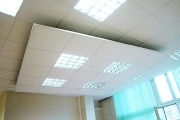5 монтаж подвесного потолка