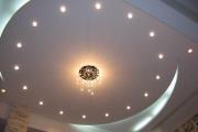 1 дизайн и монтаж потолков из гипсокартона