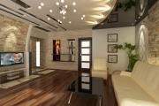 7 дизайн и монтаж потолков из гипсокартона