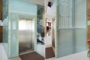 дизайн и отделка шахты лифта
