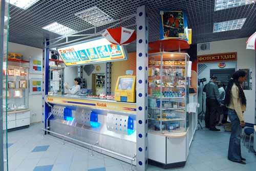 5 дизайн и отделка магазина