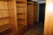 Дизайн и отделка гардеробной комнаты