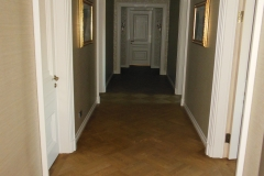 46 дизайн и отделка коридора