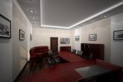 дизайн и отделка кабинета руководителя