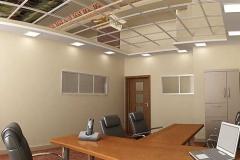 дизайн и визуализация кабинет руководителя