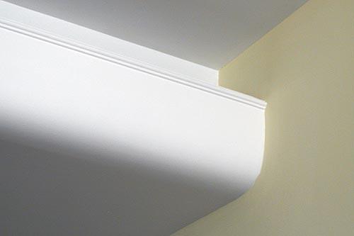 12 гипсокартонный потолок