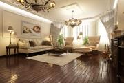 дизайн визуализация гостинная