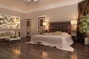 дизайн визуализация спальня