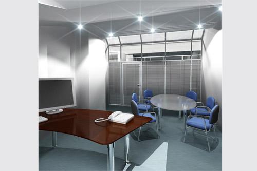 3 дизайн и отделка кабинета руководителя