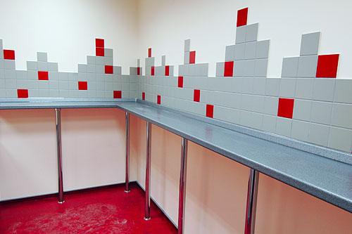 23 дизайн и отделка комнаты приема пищи