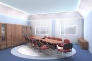 5 дизайн и отделка переговорной