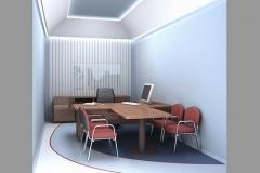10 дизайн и отделка кабинет руководителя