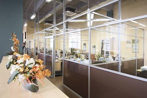 15 дизайн и отделка офиса