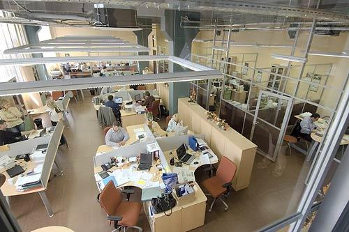 21 дизайн и отделка офиса
