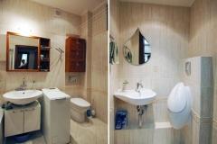 дизайн и отделка ванной