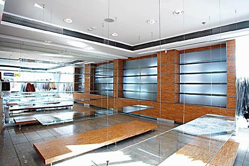 1 дизайн и отделка магазина