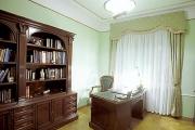 дизайн и отделка кабинета