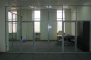 Производство и монтаж офисных перегородок