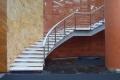 Изготовление, монтаж лестниц и перил