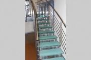изготовление и монтаж лестниц