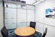 10 производство и монтаж офисных перегородок