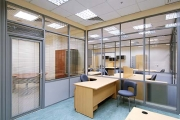 15 производство и монтаж офисных перегородок