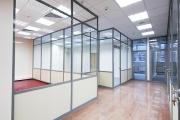 18 производство и монтаж офисных перегородок