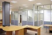 2 производство и монтаж офисных перегородок