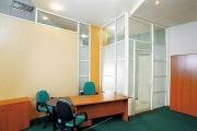 5 производство и монтаж офисных перегородок