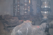 монтаж насосной станции холодоснабжения