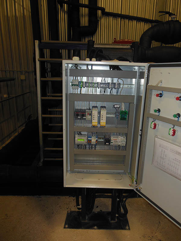 Автоматика чиллера, автоматика драйкуллера, Изготовление автоматики чиллеров, автоматика водоохлаждающего агрегата, автоматика градирни