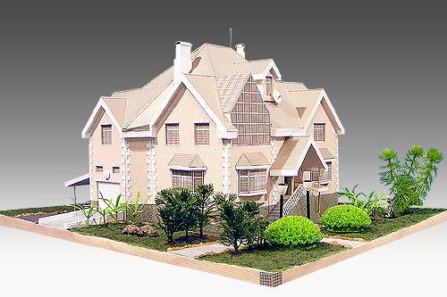 Проекты домов до 100 кв м - каталог Проекты коттеджей