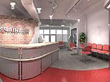 Дизайн офисов класса B