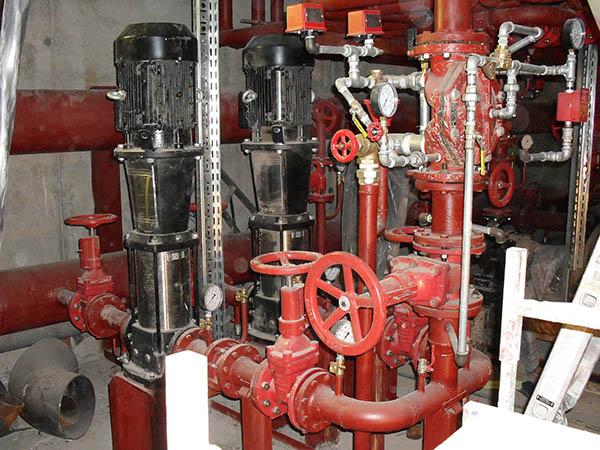 Спринклерное пожаротушение, монтаж спринклерного пожаротушения, спринклерная система пожаротушения, монтаж систем пожаротушения, система пожаротушения